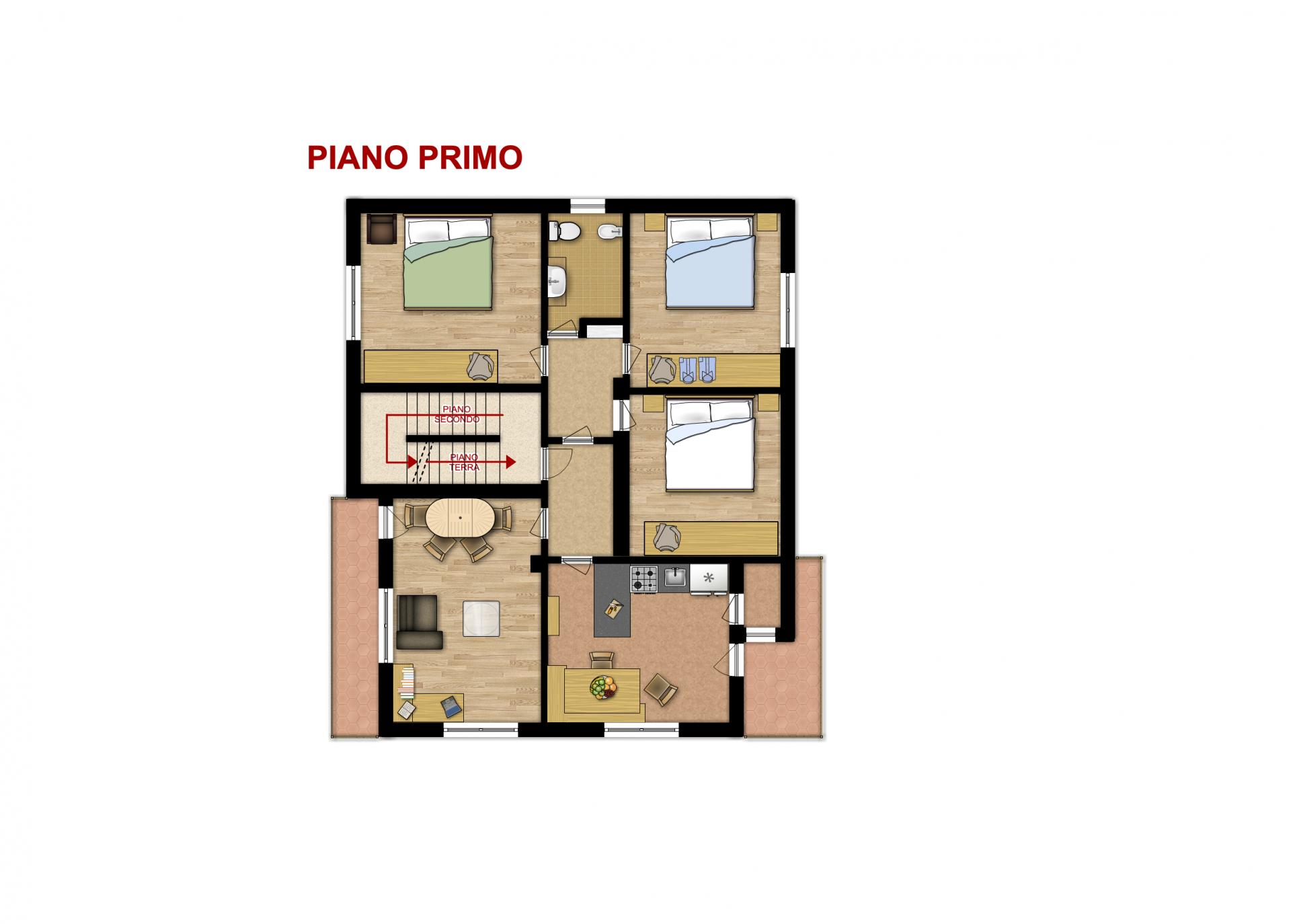 Casa indipendente da ristrutturare a majano pluricamere for Costruisci i tuoi piani di garage gratis